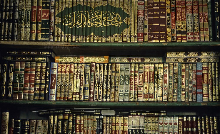 Reading Arabic books is a great learning resource